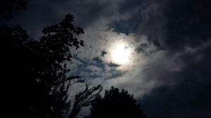 June Morning Sky