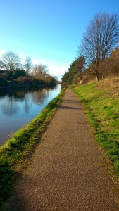 Imbolc Canal Walk SpookyMrsGreen