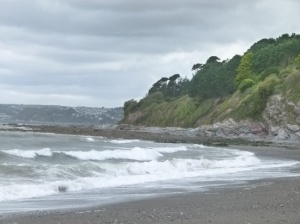 Looe_Cliffs_Sea