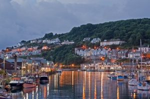 Looe_Harbour_Evening
