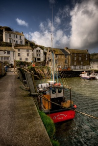 Polperro_Harbour