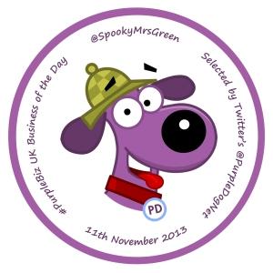 #PurpleBiz Winner 11/11/13