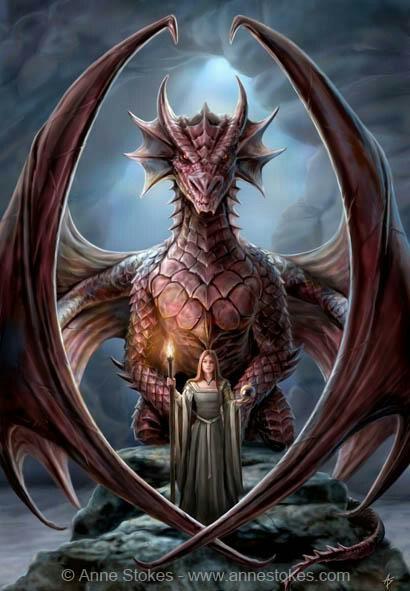 Appreciate a Dragon Day | SpookyMrsGreen