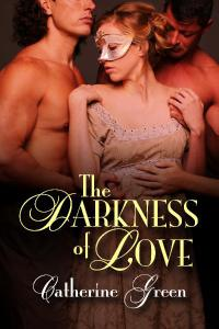 Writer Catherine Green Book Cover - The Darkness of Love