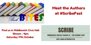Meet the Authors at #ScribeFest