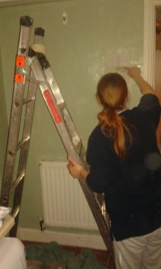 SpookyMrsGreen the DIY Queen!