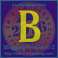 AtoZ Badge B
