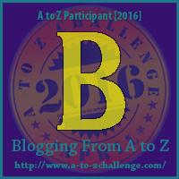 AtoZ Badge B