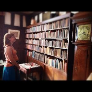 SpookyMrsGreen Booklover