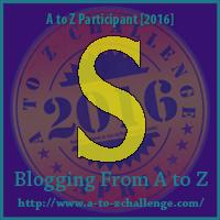 Ato Z Badge S