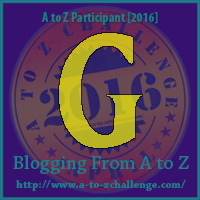 AtoZ Badge G