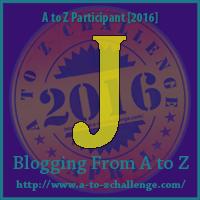 AtoZ Badge J