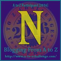 AtoZ Badge N