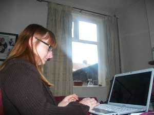 SpookyMrsGreen Impatient Worker