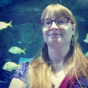 SpookyMrsGreen at Blue Planet Aquarium