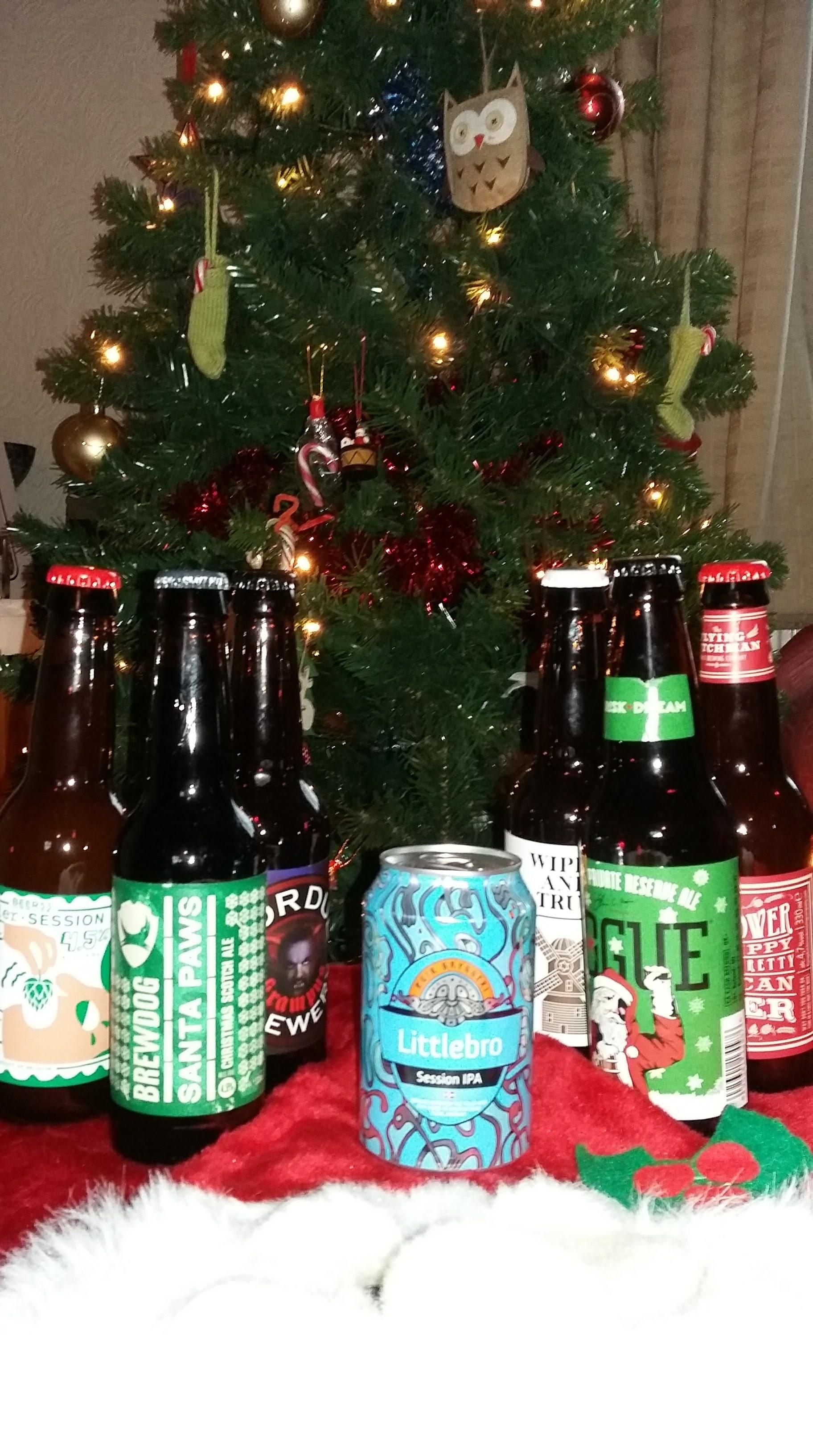 Beer club christmas gift