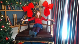 spookymrsgreen-on-big-chair-ath-christmas
