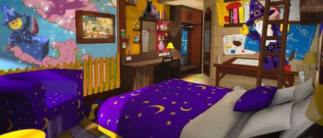 legoland-wizard-castle-hotel-spookymrsgreen