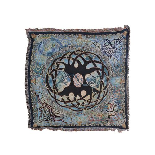 tree-of-life-celtic-throw