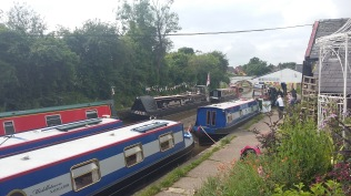 Middlewich Narrowboats #BEFAB