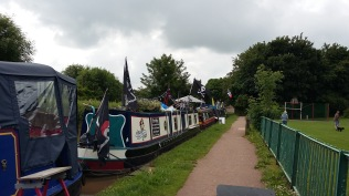 Pirate Boat! #BEFAB Middlewich