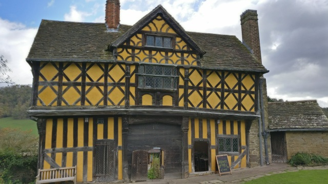 English Heritage Stokesay Castle SpookyMrsGreen