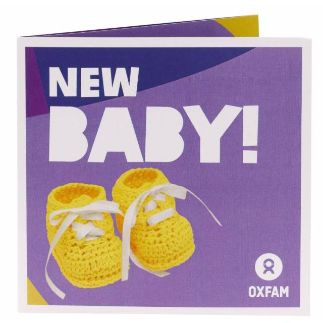 Oxfam New Baby Gift
