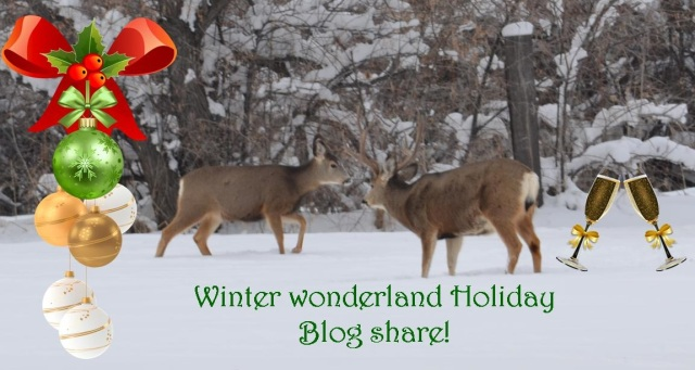 Holiday Blog Button