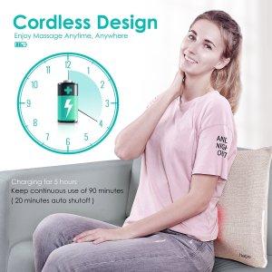 Naipo Cordless Massage Cushion SpookyMrsGreen