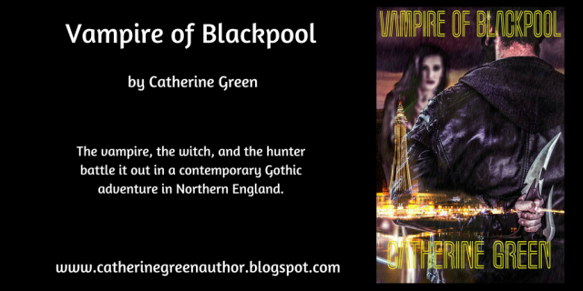 Vampire of Blackpool Blurb