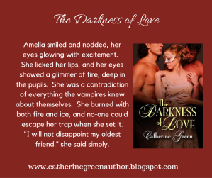 The Darkness of Love #1
