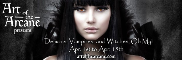 Art of the Arcane PNR Giveaway