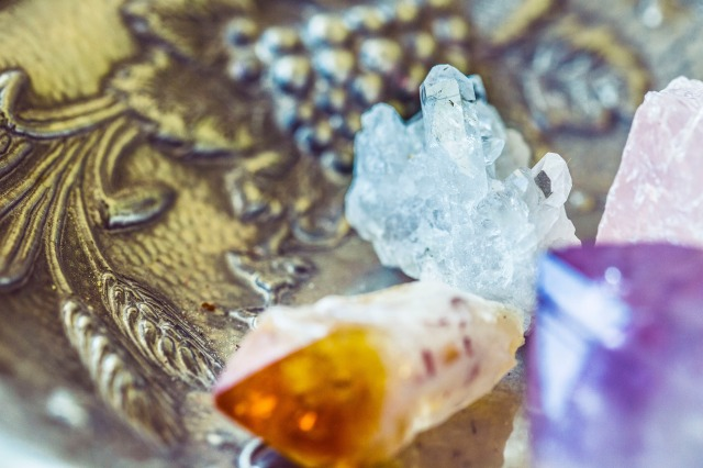 Strength from Crystals NEJ Photography SpookyMrsGreen