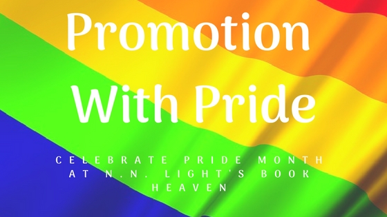 Promotion With Pride Banner