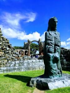 St Cuthbert Holy Island SpookyMrsGreen