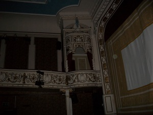 Lancaster Grand Theatre Stage Orb SpookyMrsGreen