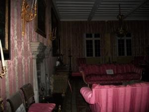 Plas Teg Sitting Room SpookyMrsGreen