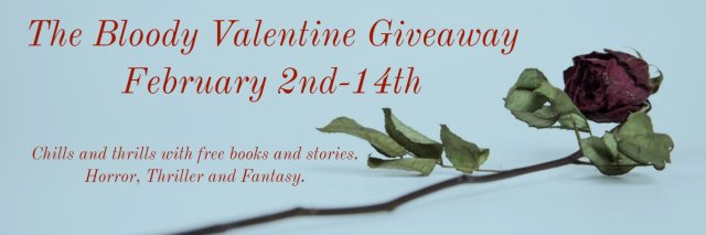 The Bloody Valentine Book Giveaway
