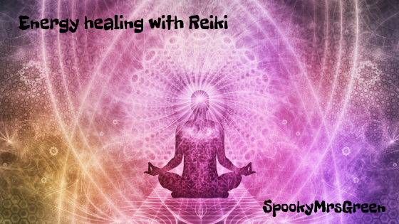 Energy healing with Reiki