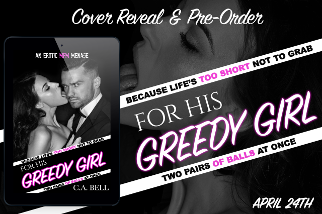 Greedy Girl_Pre-order_Cover Reveal_ Teaser