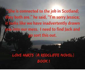 Love Hurts Excerpt 3 - 2017