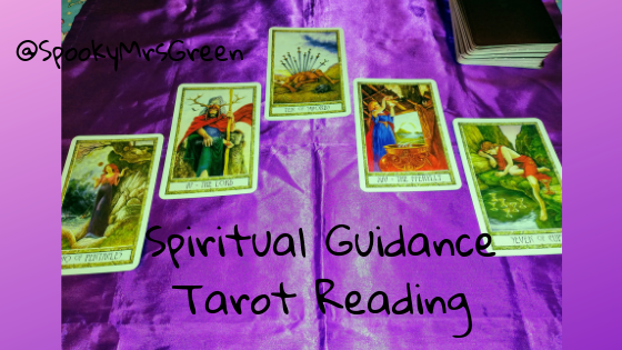 Spiritual Guidance Tarot Reading