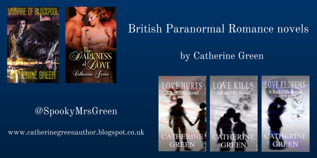 British PNR by Catherine Green