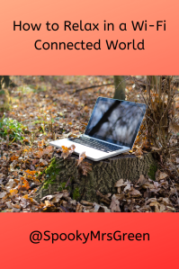 How to Relax in a Wi-Fi Connected World