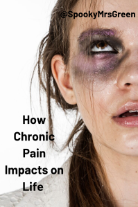 How Chronic Pain Impacts on Life