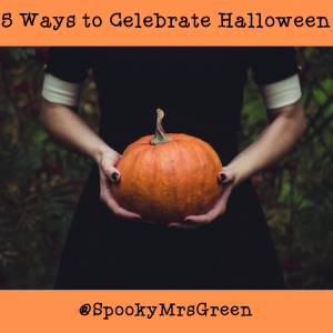 5 Ways to Celebrate Halloween