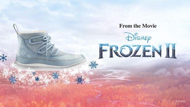 Disney Frozen II Clarks