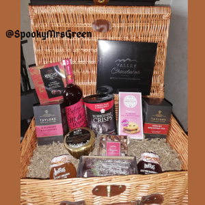 Prestige Hampers Review SpookyMrsGreen