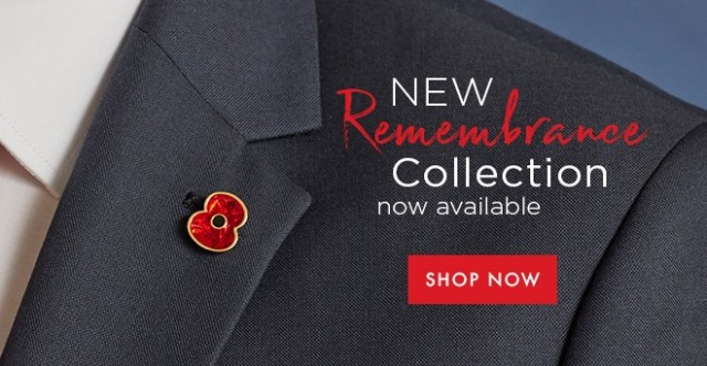 Remembrance Collection Poppyshop