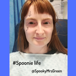 #Spoonie life